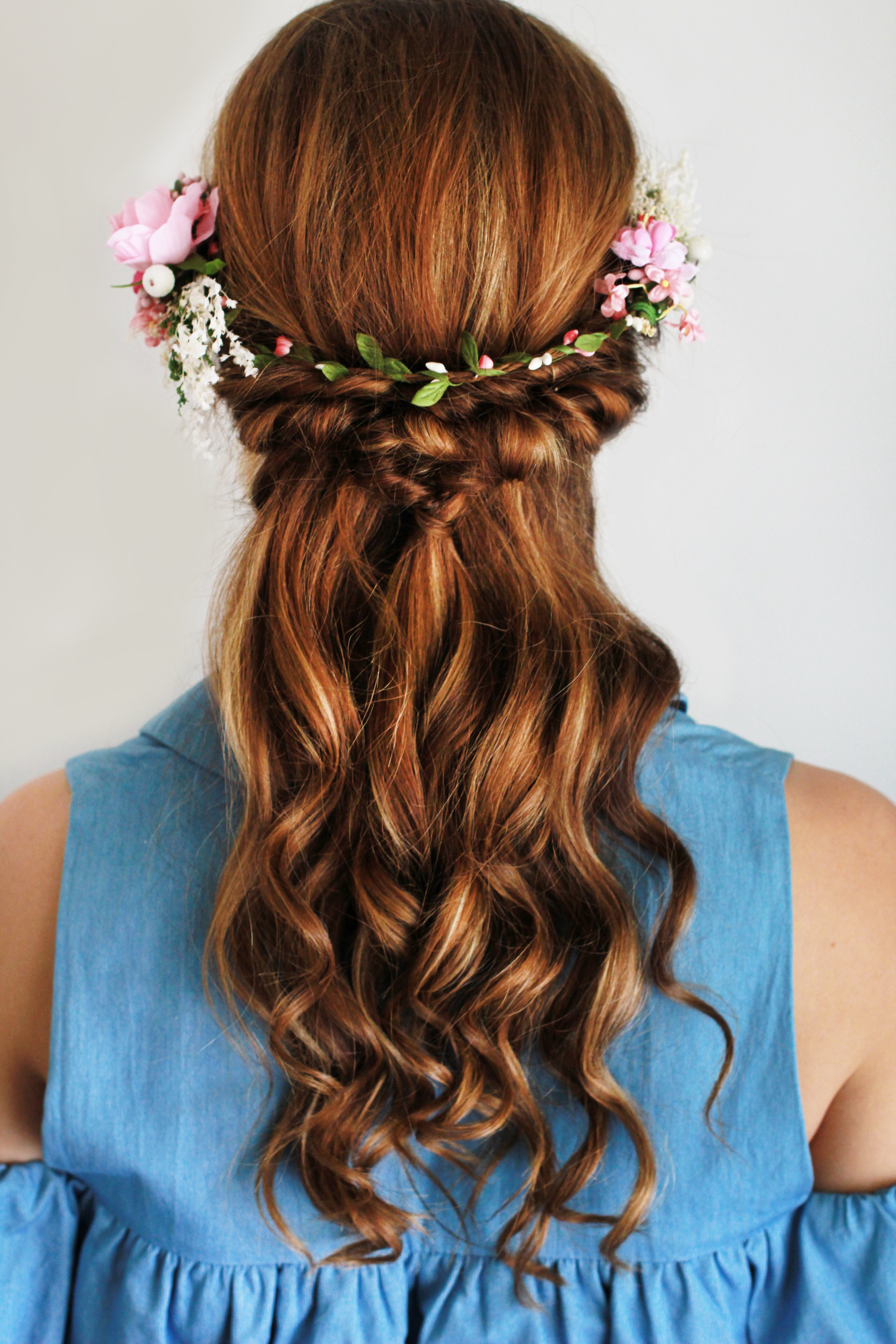 Boho Bridal or Event Look